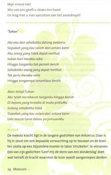 Antonius 3ac. tekst1 - Antonius Silalahi Poetry