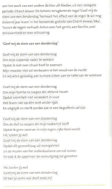 Antonius 3bc. tekst1 - Antonius Silalahi Poetry