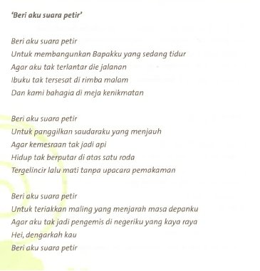 Antonius 3cc. tekst1 - Antonius Silalahi Poetry