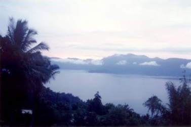 Lake Maninjau 3 - Lake Maninjau