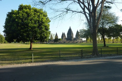 Prambanan 1 512x341 - Jogyakarta with Temples