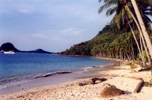 Pulau Banyak 1 - Pulau Banyak, Poncan Gadang, Sikuai, Cubadak