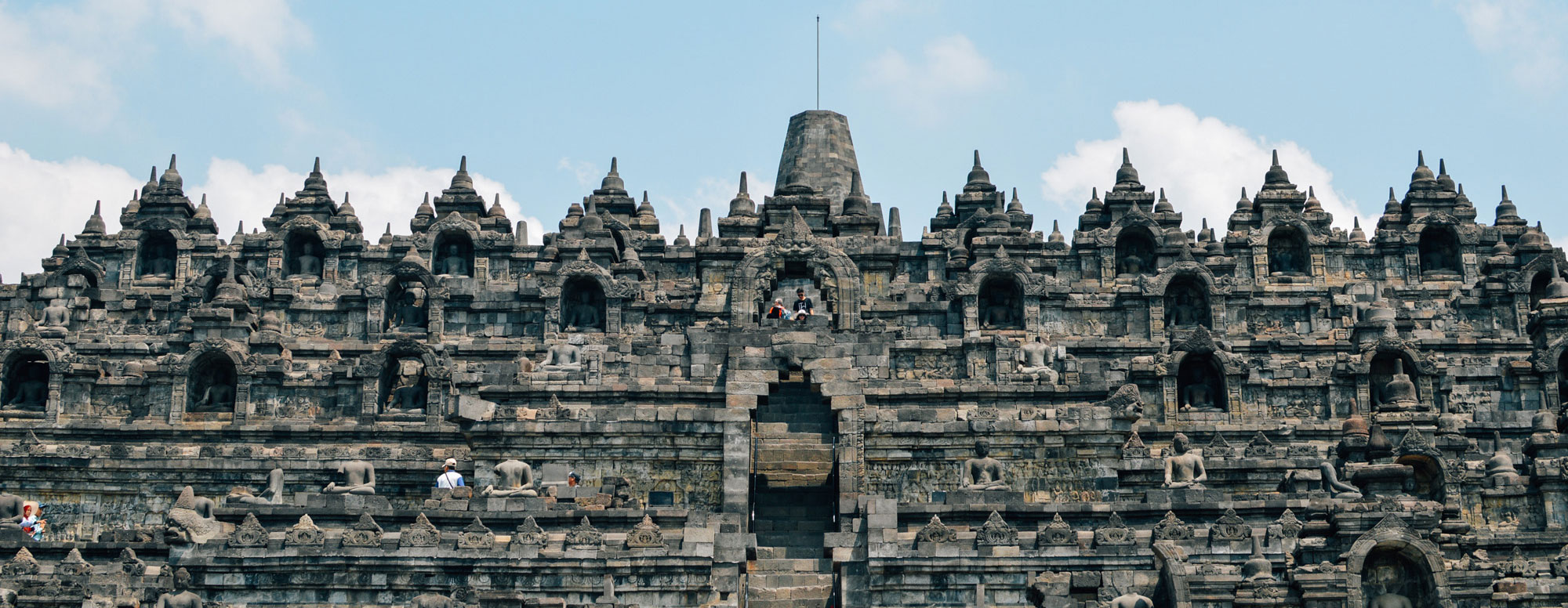 borobudur2 - Jogyakarta with Temples