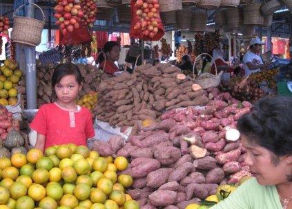 brastagi market - Brastagi