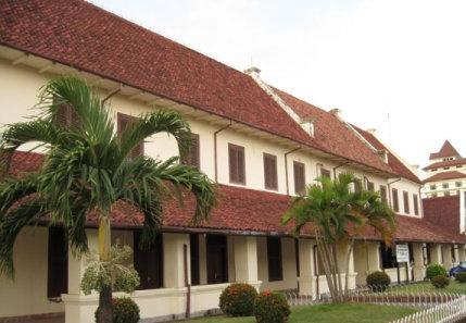 fort rotterdam helemaal - Makassar