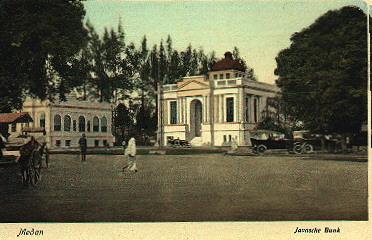 java bank medan1 - City Tour Medan