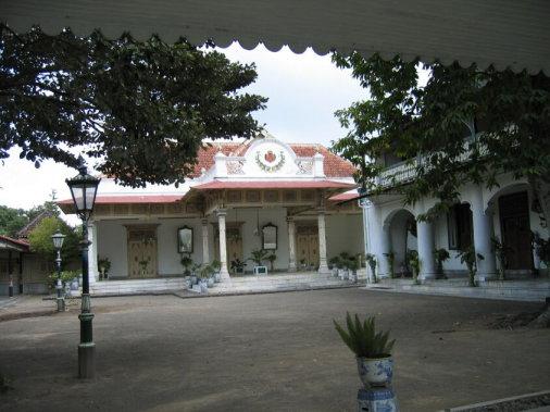 Jogyakarta Kraton Entrance