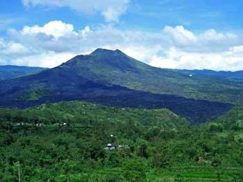 Kintamani Mountain