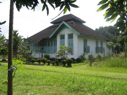 plantershuis tandem hilir - The Story About Medan
