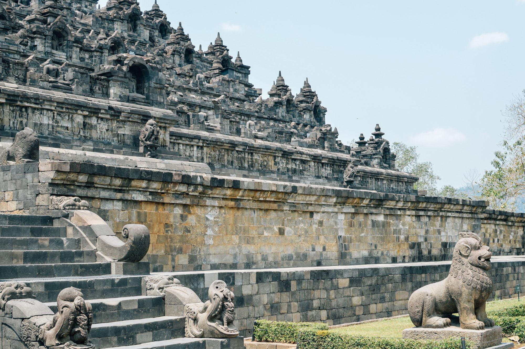 prambanan 1 - Jogyakarta with Temples