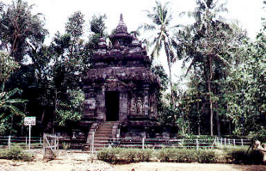 prambanan - Jogyakarta with Temples