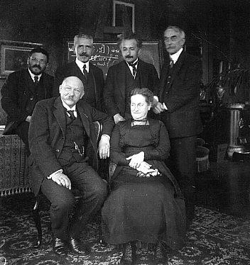 Professor Heike Kamerlingh Onnes