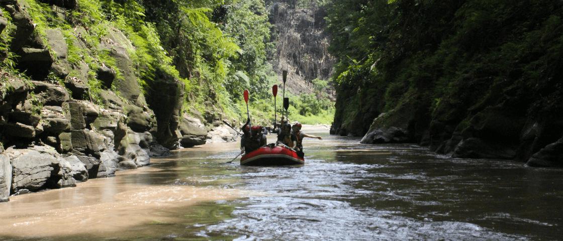 raft breed - Bukit Lawang – Rafting