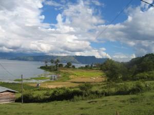 Samosir Bay