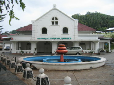 sawahlunto cultural centre west sumatra1 - Sawahlunto