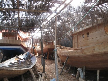 Sulawesi Buginese Boats