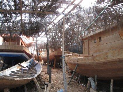 sulawesi buginese boats - Makassar