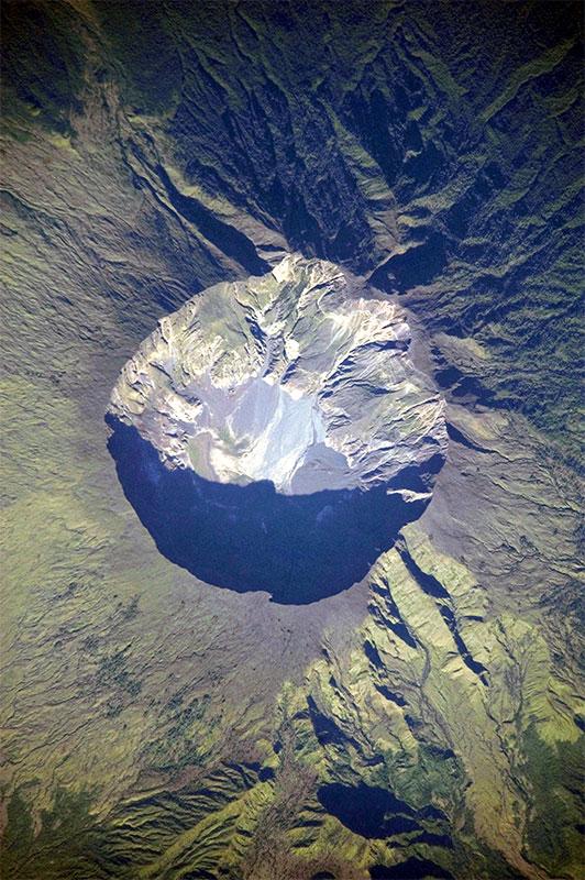vulkaan - Brastagi