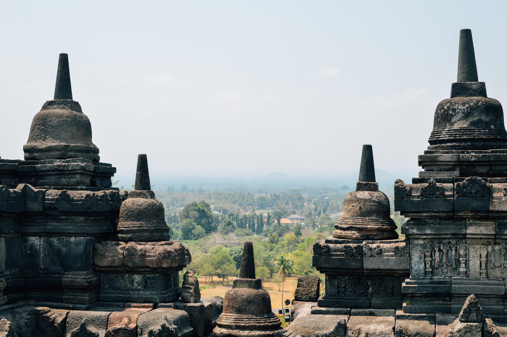 yogya 1 2 - Jogyakarta with Temples